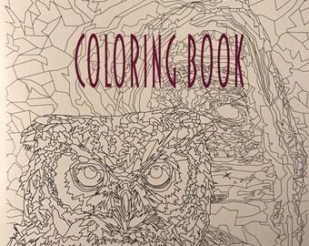 AECDesign Vector Art Coloring Book