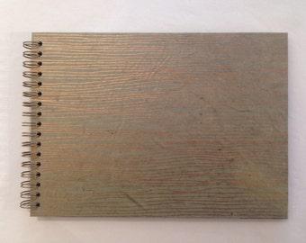Photo album copper lined 10 spreads