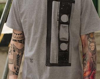 cassette c90 T-Shirt Fair Trade & Organic Cotton