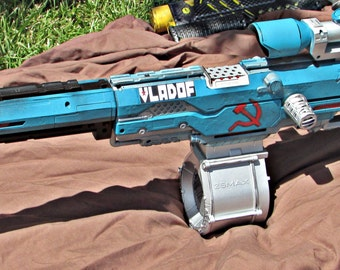 Borderlands Inspired Nerf Gun Vladof