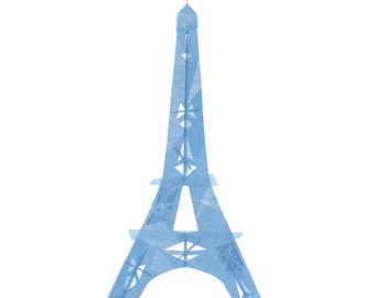 Eiffel Tower - Art Print