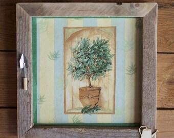 Deco table kitchen olive olives