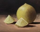 """Fresh Lime, 6"""" x 8&q..."""