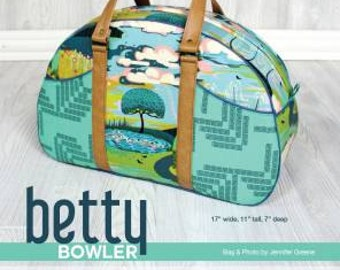 Swoon Betty Bowler Handbag Sewing Pattern