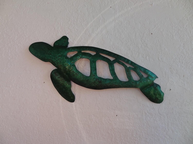 Sea Turtle Turtle Metal Turtle Home Decor Turtle