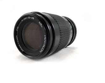 Pentacon Praktica PB 70-210mm f4-5.6 zoom lens