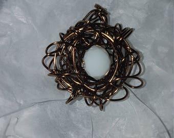Custom nest pendant - single