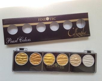Finetec M600 Gold Colours
