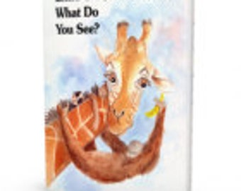 Little One Little One What Do You See? Personalized Book