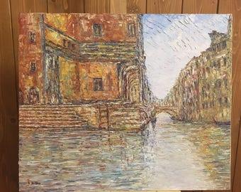 Glimpse of Venice