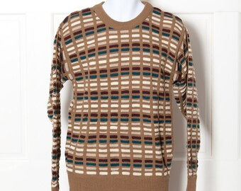 Vintage 80s 90s Sweater - SATURDAYS - M