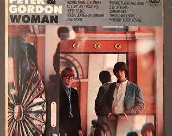 Peter & Gordon; Faces. Vintage Vinyl Record Albums. Multiple Listing Vintage Vinyl