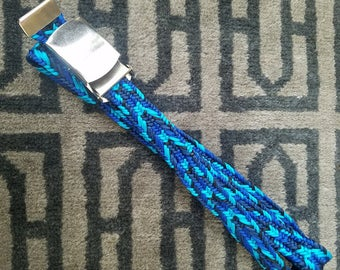 Hand Braided Belt