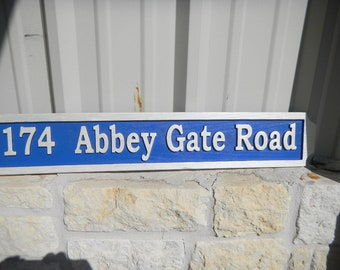 Address Signs, Street Signs, Directional. Wooden, Carved, Rustic, Reflecfive, Animated, Weather Resistant, Product Signs, Decorative,