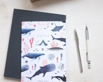 bullet journal notebook, dot grid notebook, bullet notebook, Bullet journal, A5 notebook, dot grid journal, dot grid diary, bullet planner