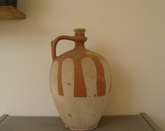Antique pottery,large pot from 1910s in great condition!