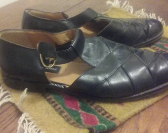 Vintage Saks Fifth Avenue, Men's Sandals, 9.5