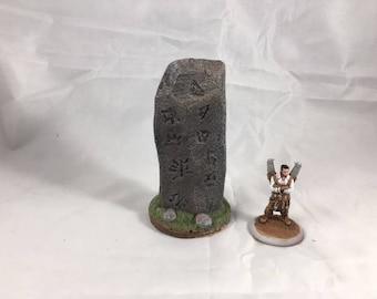 3 Standing Stones