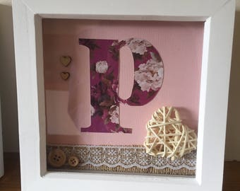Personalised gift frames