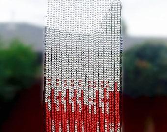 ON SALE Beaded curtain  bead curtain beaded curtains door hangings door curtains hanging beads door beads bead string beads bead wall hangin