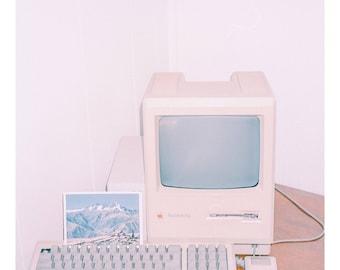 Mac Computer Photography Print