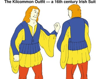 RH303 - Kilcommon Outfit Pattern