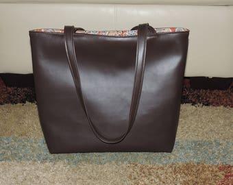Custom Made Tote Bag
