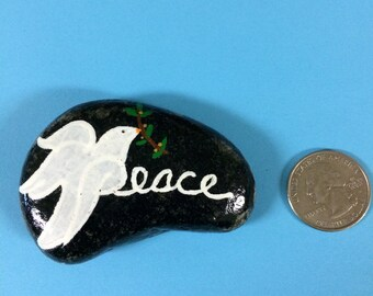 Peace  Dove Rock