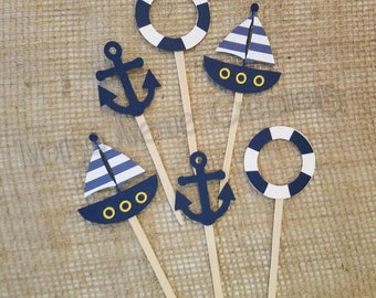 Nautical baby shower Etsy