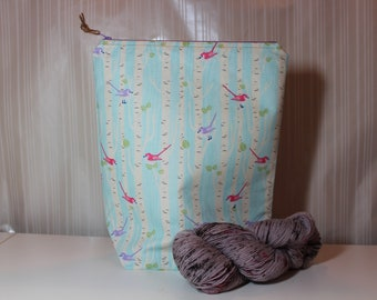 Tall Bird Bag