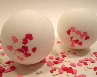 Flirt Bath Bomb Fizzy Bath Bomb Moisturizing Bath Bomb