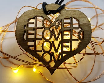Lots Of Love Necklace