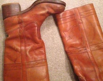 Vintage 1960s boots