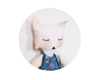 30 cm tall Fox softie