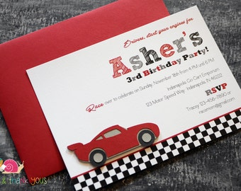 Nascar invitations etsy racecar birthday party invitations a6 flat birthday party motorsports nascar racing inspired filmwisefo Choice Image