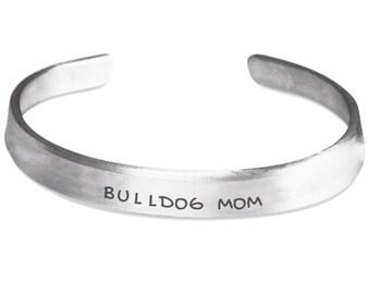Bulldog Mom Bracelet, Bulldog Mom Gifts, Bulldog Lover, Bulldog Mom, Bulldog Lover Gift, Bulldog Mom Gift, Bulldog Gift, Bulldog Lover Gifts