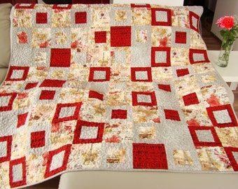 Custom quilt / Deposit Only / Wedding Quilt / Custom Wedding Quilt / Wedding Custom Quilt