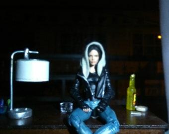 Diorama Jessica Jones