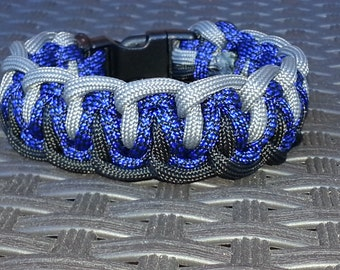 Triple threat bracelet