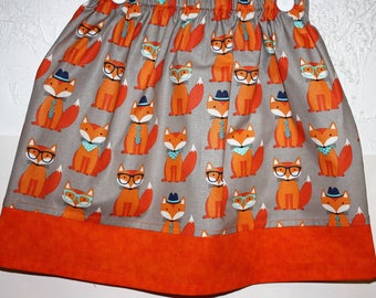 Fox Skirts    Size 2 to 8