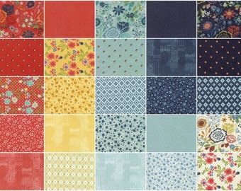 Biscuits and Gravy Charm Pack by BasicGrey for Moda Fabrics