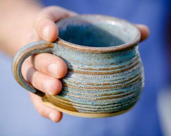 Mug - Handmade Mug - Ceramic Mug - Coffee Mug - Tea Mug - Rustic Mug