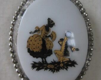 Victorian Romance - vintage necklace