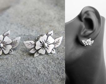 Bouquet boucle d'oreille - Stud
