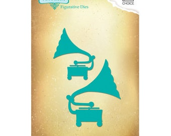 This Gramophone 6 x 8 cm_VIND005 2