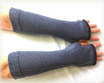 SALE  WINTER  Fingerless gloves for men's Made of wool all sizes  all  colors