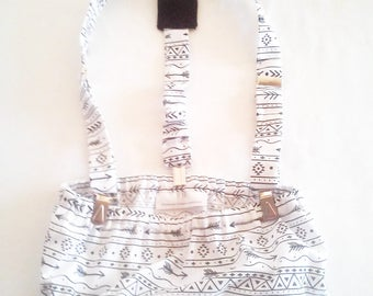Suspenders ONLY (Tee pee, Wild One, Black and White, Arrows,Smash Cake) Diaper cover on separate listing