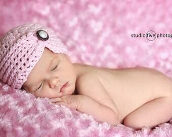 baby girl hat,  crochet girls hat, girls hat, newborn girls hat, little girl hat, baby pink hat, baby girls winter hat,, girls winter hat