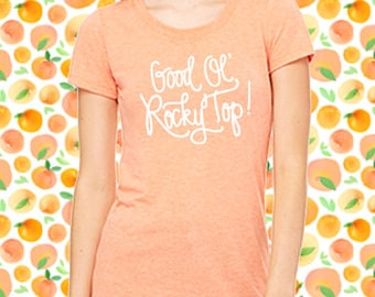 Good Ol' Rocky Top - Orange T-Shirt
