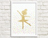 Ballerina & Confetti!   T...